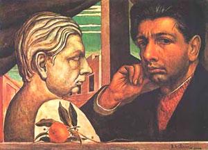 Giorgio De Chirico, 'Autoritratto' (1920)