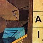 Giorgio De Chirico, 'Il sogno di Tobia' (1917), particolare