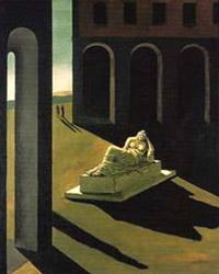 Giorgio De Chirico, 'Melanconia' (1912)