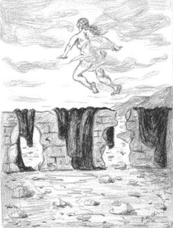 Giorgio De Chirico, 'L'immortalità' (da 'Ebdòmeros', Roma: Bestetti, 1972)
