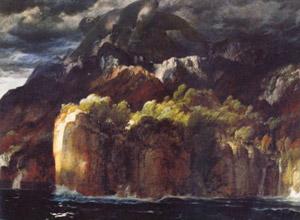Arnold Bocklin, 'Prometheus' (1883)