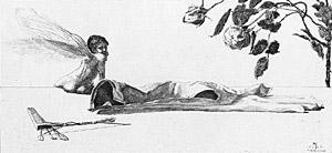 Max Klinger, 'Cupid', A History of a Glove (1881)