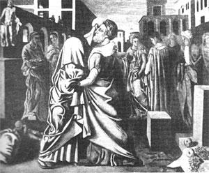 Giorgio De Chirico, 'Il ritorno del figliol prodigo' (1919)