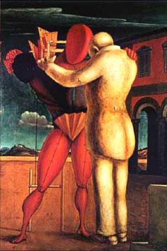 Giorgio De Chirico, 'Il figliol prodigo' (1920)