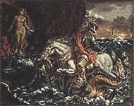 'S. Giorgio e il drago' (senza data)