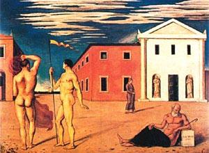 'La partenza degli argonauti' (1922)
