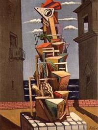 'A bordo del mare' (1925)