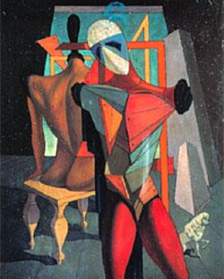 'Interno metafisico' (1898)