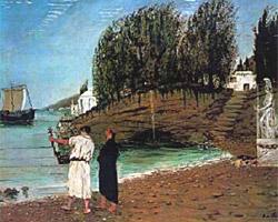 'La partenza degli Argonauti' (1909)