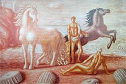 'Gladiatori in riva al mare' (1929)