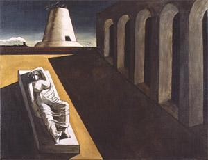 Giorgio De Chirico, 'Ariadne' (1913)
