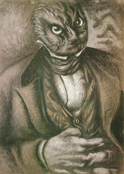 Alberto Savinio, Autoritratto