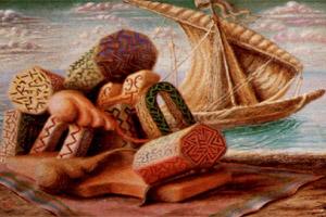 Alberto Savinio, Ulisse e Polifemo