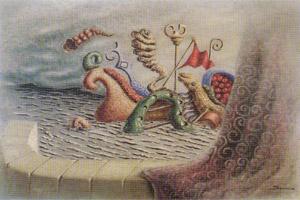 Alberto Savinio, Gli Atlantidi