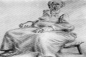 Alberto Savinio, La nonna