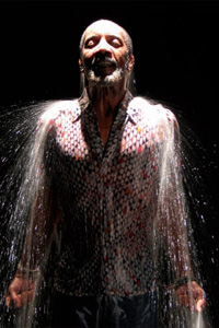 Bill Viola, Production still