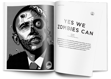 Yew We Zombies can