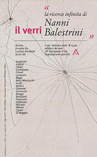 La ricerca infinita di Nanni Balestrini